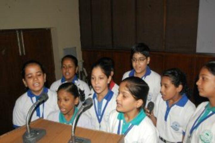 Birla Shiksha Kendra-Singing
