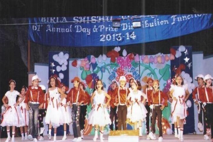 Birla Shishu Vihar Vidya Vihar-Annual Day Celebrations