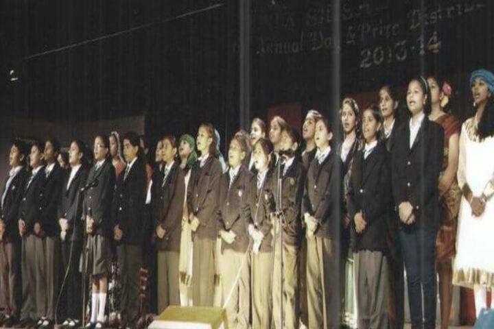 Birla Shishu Vihar Vidya Vihar-Singing