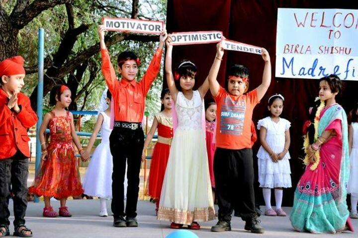 Birla Shishu Vihar Vidya Vihar-Skit