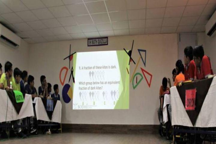 Bodhi International School-Quiz Competetion