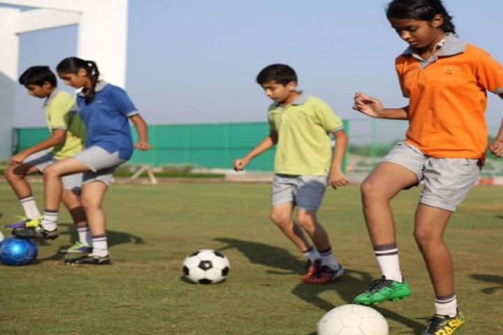 Bodhi International School-Sports