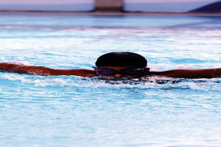 Bodhi International School-Swimming