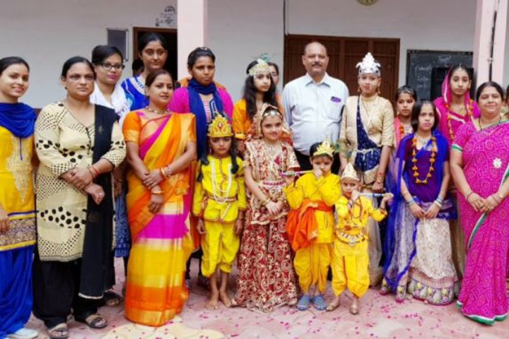 Bright India Public School-Festival Celebrations