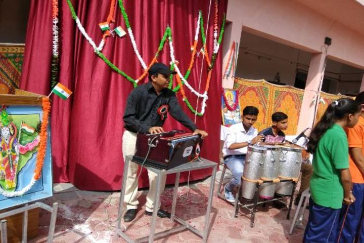Bright India Public School-Independence Day Celebrations