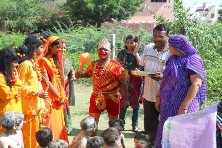 Bright India Public School-Ram leela