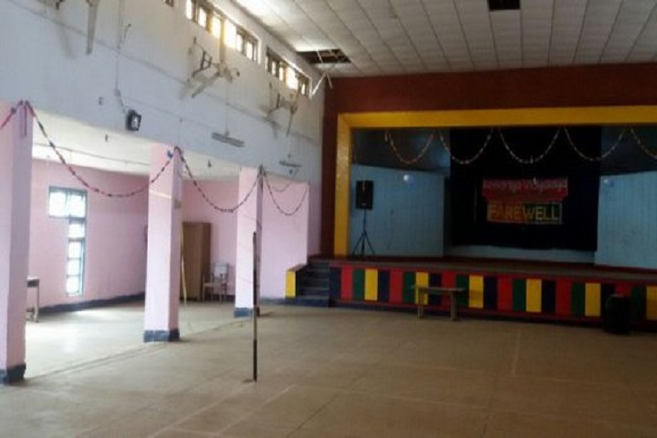 Kendriya Vidyalaya-Hall