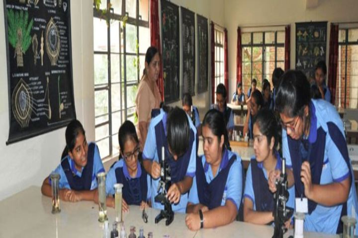 Brightland Girls Senior Secondary School-Biology Lab
