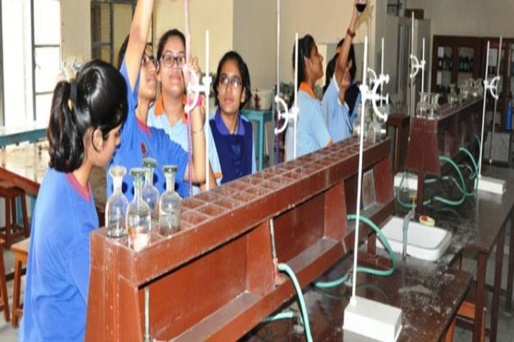 Brightland Girls Senior Secondary School-Chemistry Lab