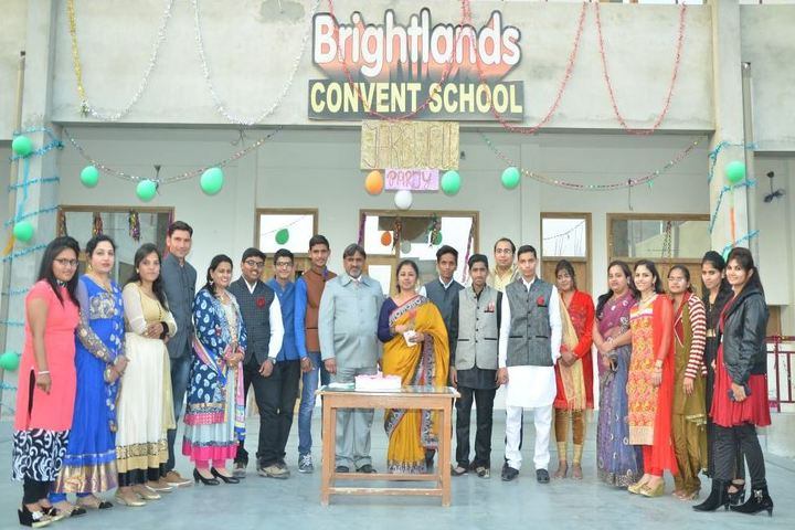 Brightlands Convent School-Farewell Celebrations