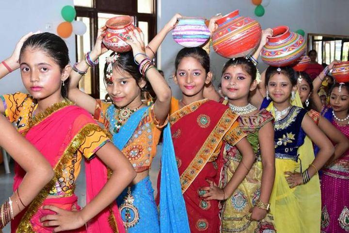 Brightlands Convent School-Festival Celebrations
