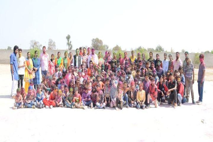 Brightlands Convent School-Holi Celebrations