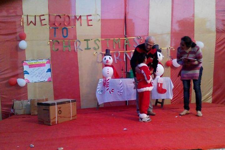 Calorx Public School-Christmas Celebrations