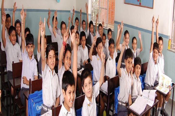 Candlewick Public School-Class room