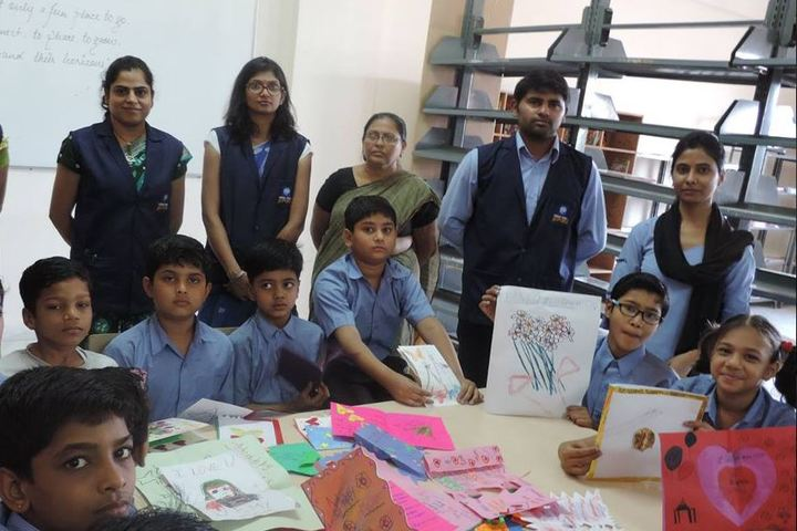 Career Point Gurukul-Art and Craft