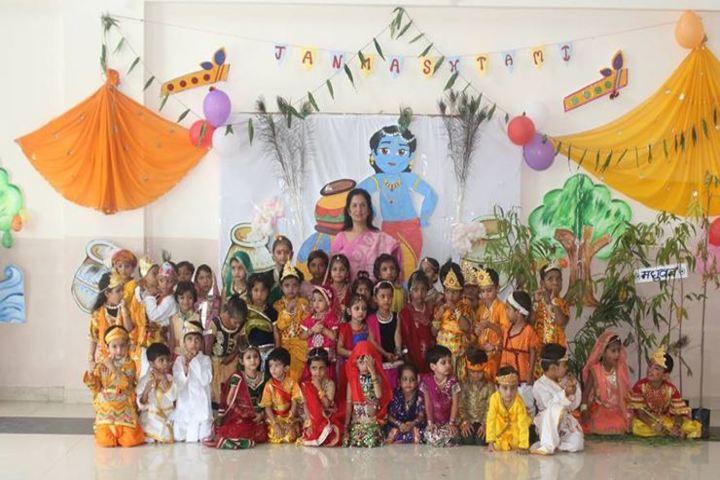 Career Point Gurukul-Festival Celebrations