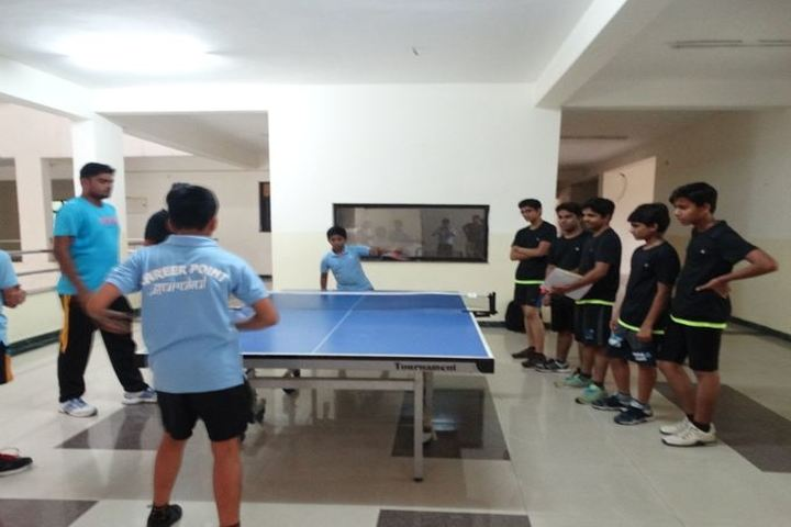 Career Point Gurukul School-Sports