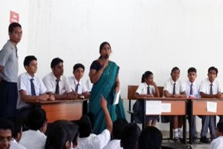 Career Point World School-Maths Lab