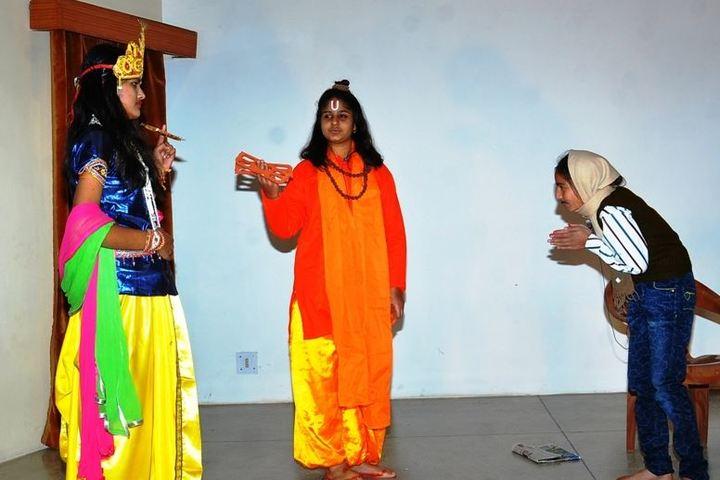 Ceeri Vidya Mandir-Drama