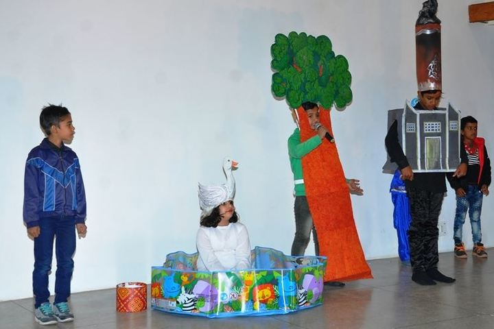 Ceeri Vidya Mandir-Skit