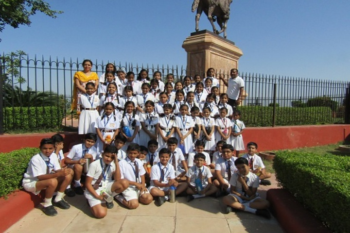 Central Academy-Educational Trip