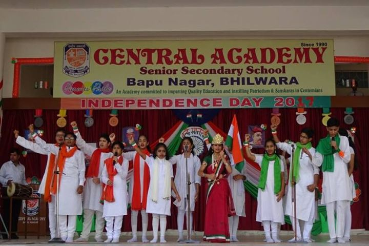 Central Academy-Independence Day