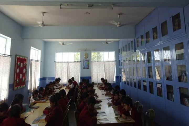 Central Academy-Library