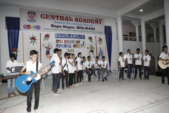 Central Academy-Singing