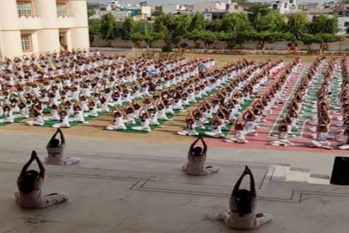 Central Academy-Yoga