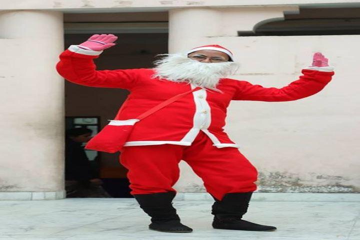 Central Academy-Christmas Celebrations