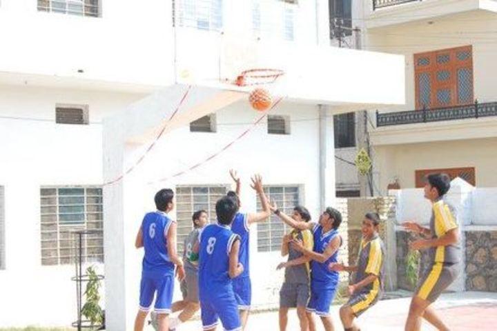 Central Academy School-Basket ball