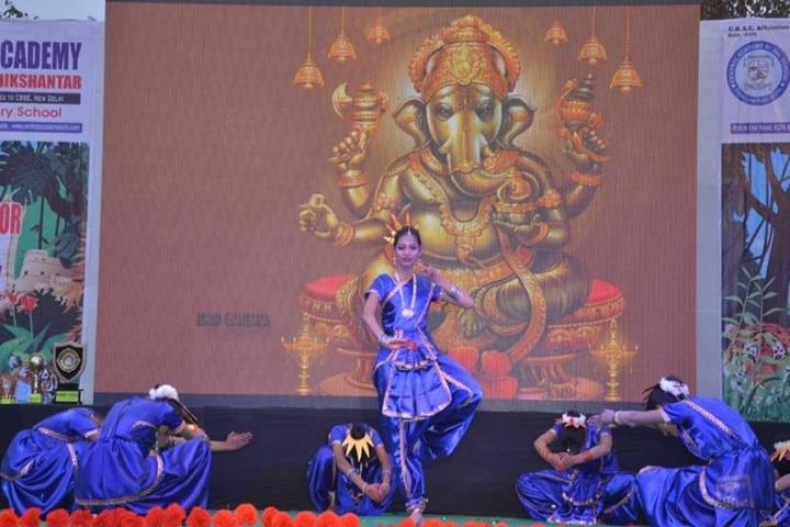 Central Academy School-Cultural Dance