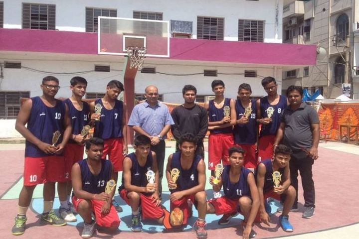 Central Academy School-Sports Champions