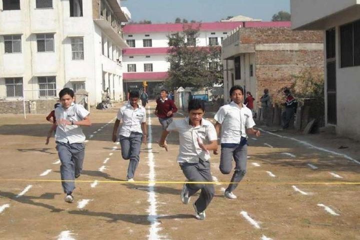Central Academy School-Sports