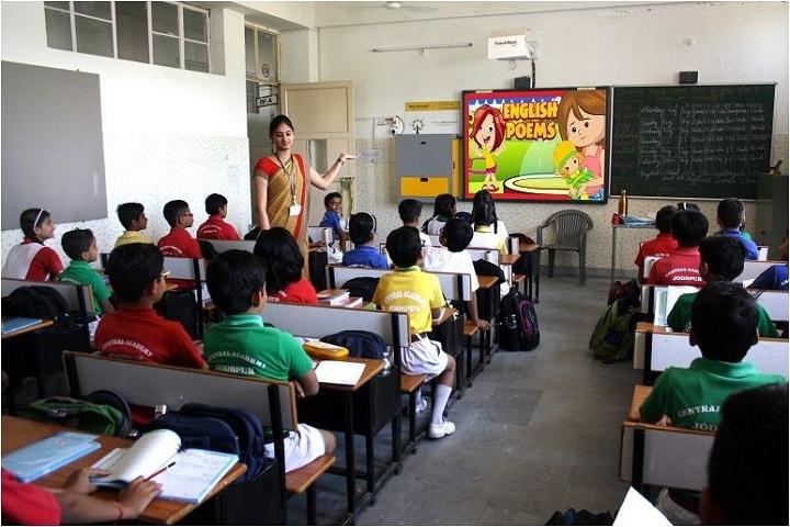 Central Academy School-Class Room