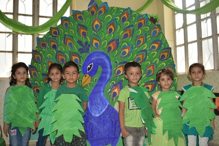 Central Academy School-Green Day Celebrations