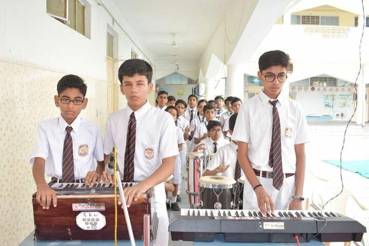 Central Academy School-Music