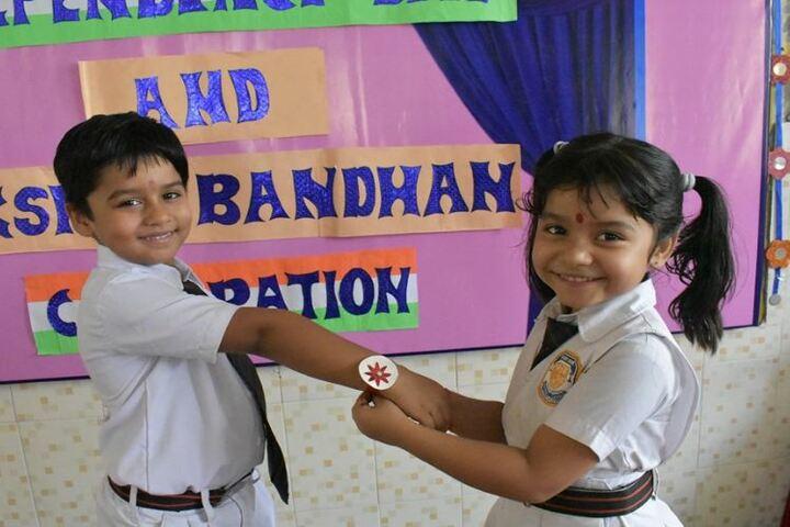 Central Academy School-Rakhi Celebrations