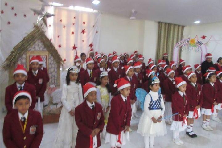 Central Academy Senior Secondary School-Christmas Celebrations