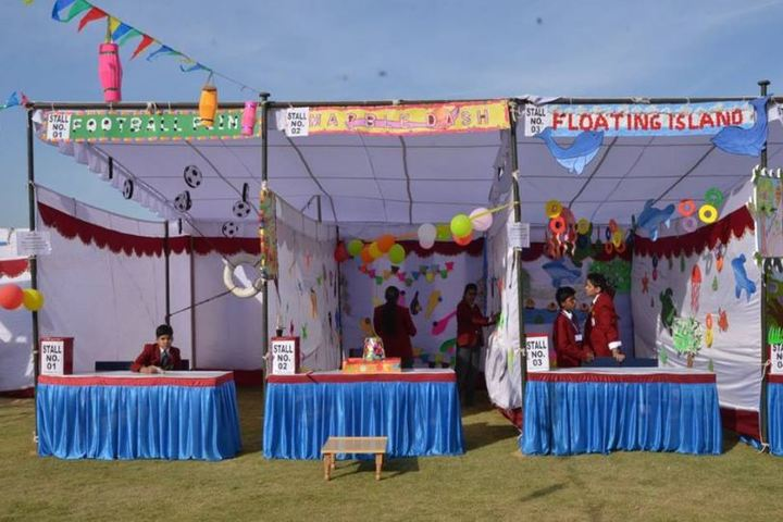 Central Academy Senior Secondary School-Stalls