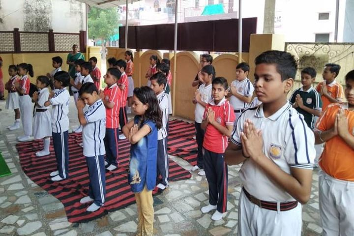Central Academy Sr Sec School-Meditation