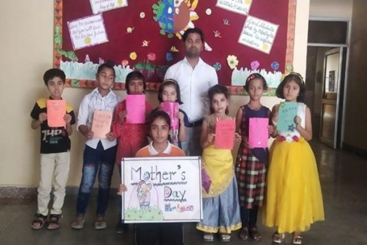 Central Academy Sr Sec School-Mothers Day Celebrations