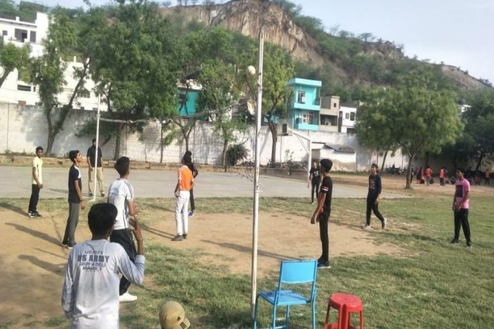 Central Academy Sr Sec School-Sports