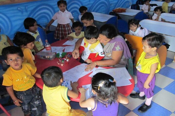 Central Academy Senior Secondary School-Art and Craft