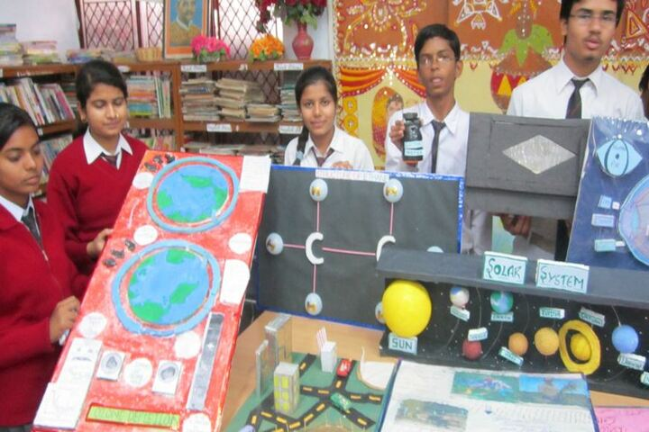 Central Academy Senior Secondary School-Science Exhibition