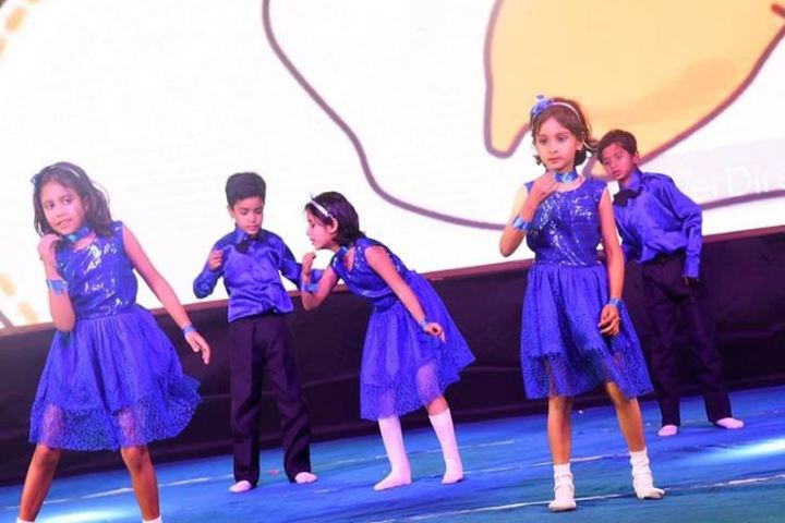 Central Public Senior Secondary School-Dance