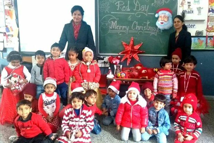 Chambal Fertilisers Dav Public School-Christmas Celebrations