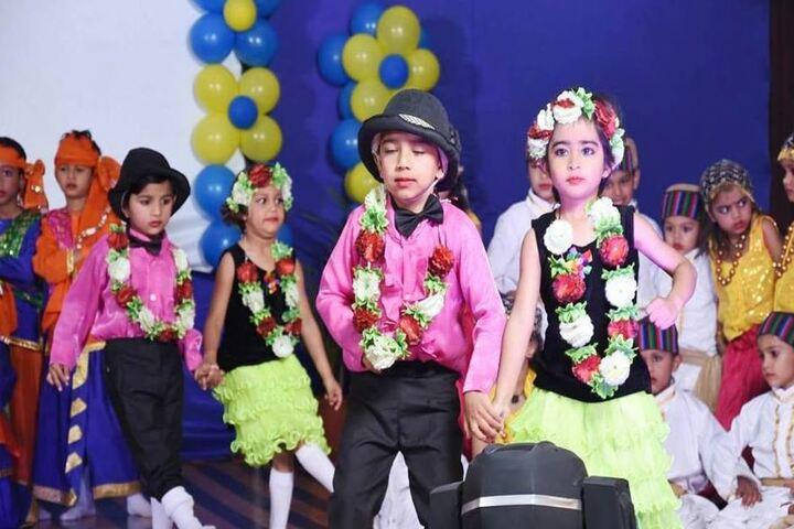 Chambal Fertilisers Dav Public School-Dance