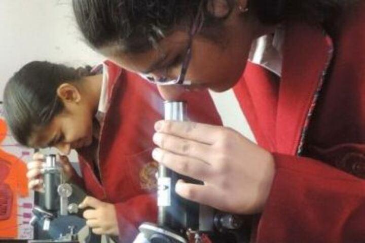 Chambal Fertilisers Dav Public School-Lab