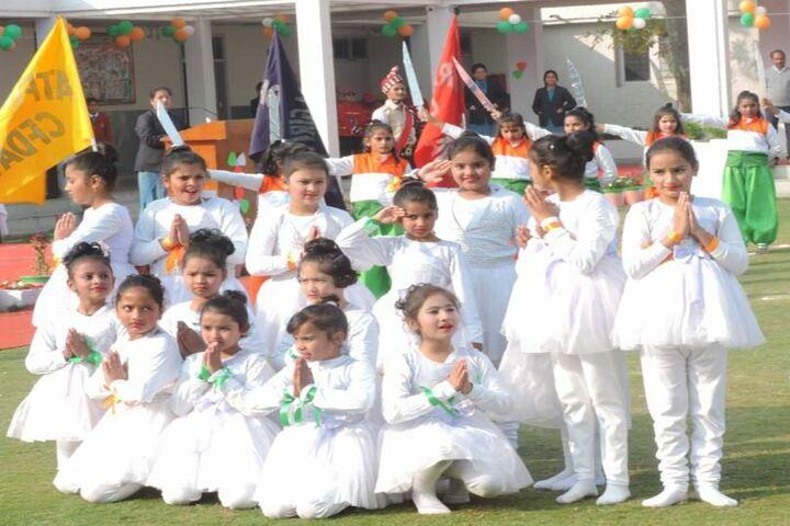 Chambal Fertilisers Dav Public School-Republic Day Celebrations
